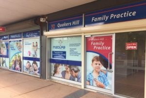 physio quakers hill